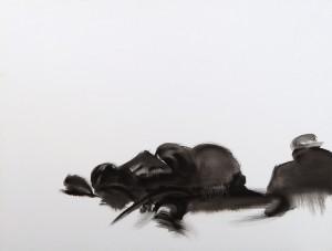 O Essencial, 2010. Óleo s/ tela 89 x 116cm