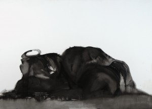 O Absoluto, 2010. Óleo s/ tela, 130 x 180cm