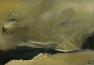 Miragem, 2005. Óleo s/ tela 89 x 116cm